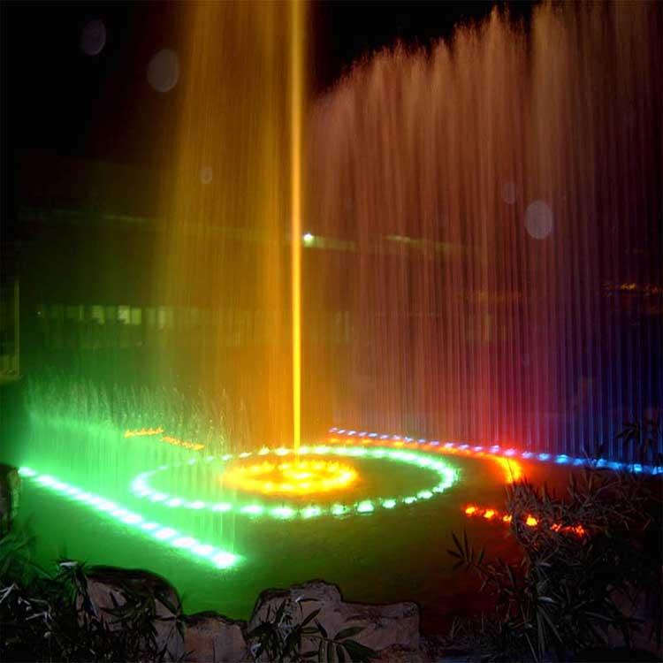 喷泉设备厂